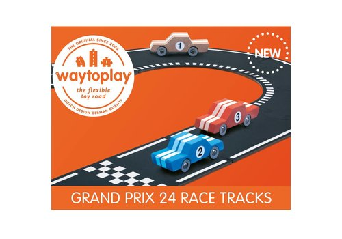 Waytoplay Waytoplay Flexibele Autobaan Grand Prix
