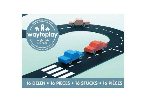 Waytoplay Waytoplay Flexibele Autobaan Expressway