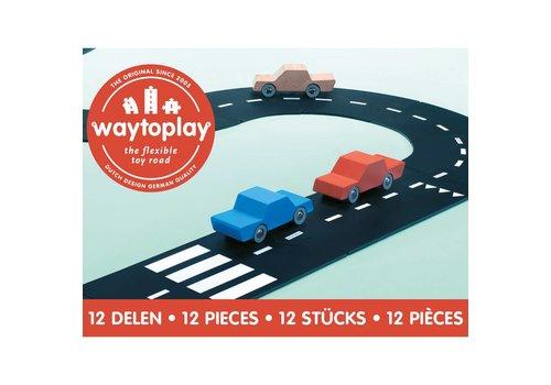 Waytoplay Waytoplay Flexibele Autobaan Ring Road