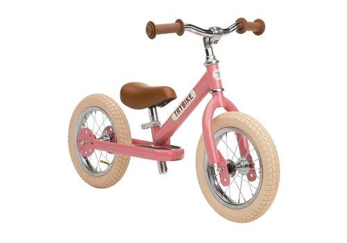 Trybike Trybike Loopfiets Vintage Pink