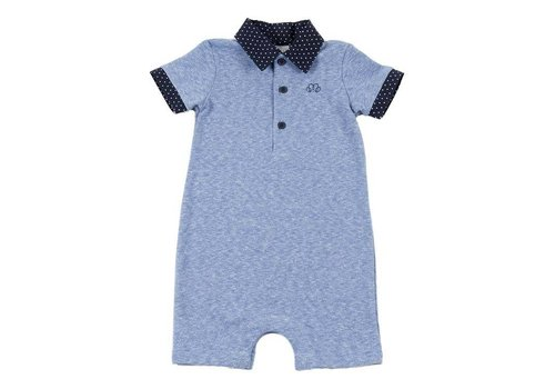 Natini Natini Bodysuit Dark Blue