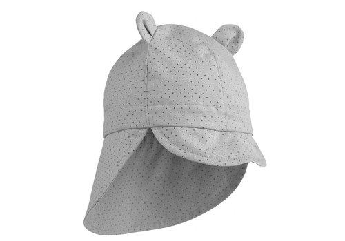 Liewood Liewood Sun Hat Little Dot Dumbo Grey