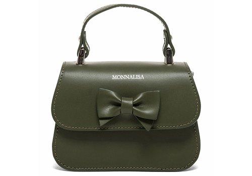 Monnalisa Monnalisa Handbag Bow Green