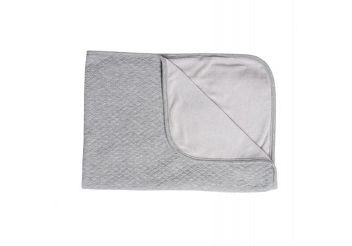 Les Reves D'Anais Fleece Deken 75 x 100 cm Diamond Stone