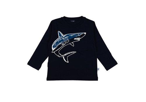 Il Gufo Il Gufo T-Shirt Donkerblauw
