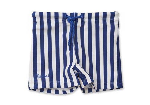Liewood Liewood Swim Pants Otto Stripe Navy - Creme