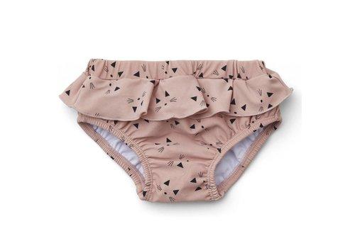 Liewood Liewood Swim Pants Elise Cat Rose
