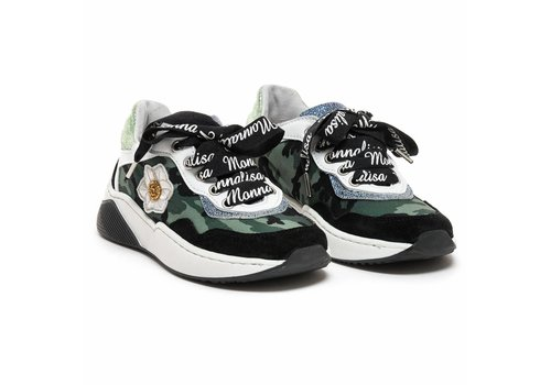 Monnalisa Monnalisa Sneakers Camouflage