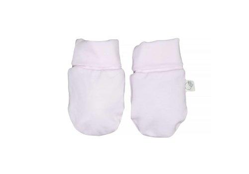 Laranjinha Laranjinha Newborn Mittens Classic Pink