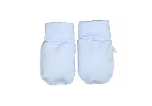 Laranjinha Laranjinha Newborn Mittens Classic Blue