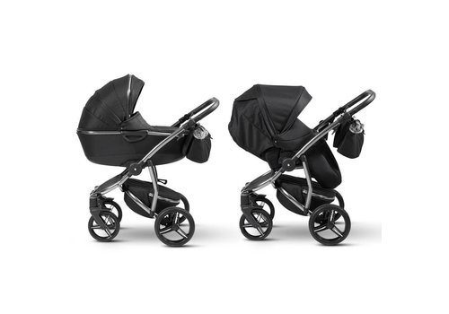 My First Collection First Kinderwagen Atlanta Zwart