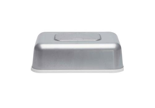 Luma Luma Billendoekjesdoos Easy Wipe Box Silver