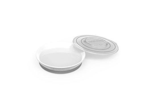 TwistShake Twistshake Plate White