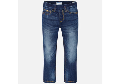 Mayoral Mayoral Basic Jeansbroek Dark