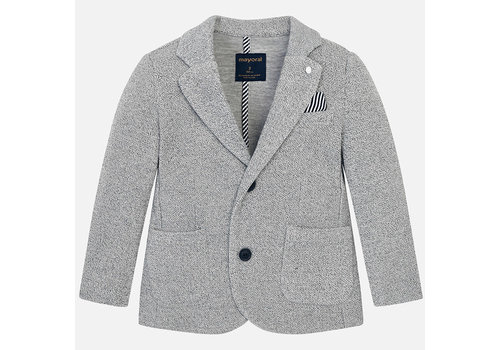 Mayoral Mayoral Blazer Grey