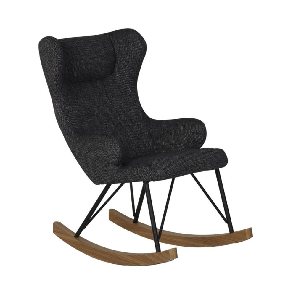 Tiny Love Schommelstoel.Quax Quax Rocking Chair Kids Black