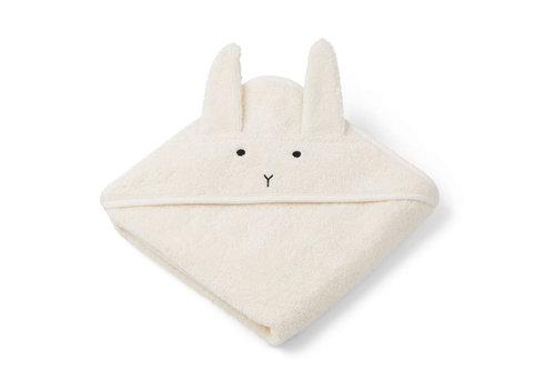 Liewood Liewood Baby Hooded Towel Rabbit Creme De La Creme