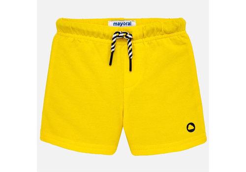 Mayoral Mayoral Basic Short Pants Banana