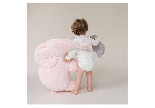 Dimpel Dimpel Stuffed Toy Oscar Elephant Pink