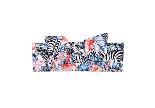 UL&Ka UL&Ka Haarband Zebra