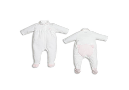 My First Collection My First Collection Pyjama Teddy Back Roze