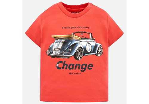Mayoral Mayoral T-Shirt Car Chewingum