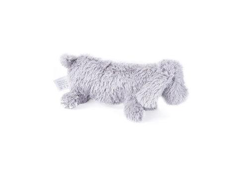 Theophile & Patachou Theophile & Patachou Cuddle Cloth Dog Grey