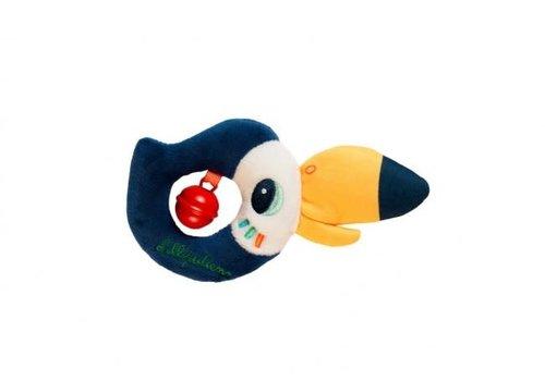 Lilliputiens Lilliputiens Mini Rattle Pablo