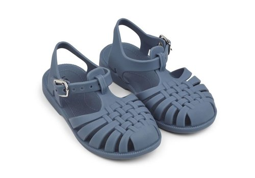 Liewood Liewood Watersandaaltjes Sindy Sandals Blue Wave
