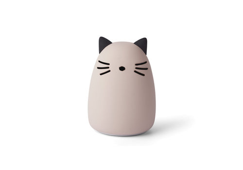 Liewood Liewood Night Light Winston Cat Rose