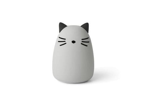 Liewood Liewood Night Light Winston Cat Dumbo Grey