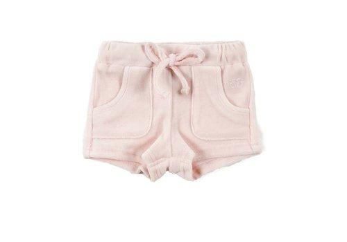 Natini Natini Shorts Pink Broderie