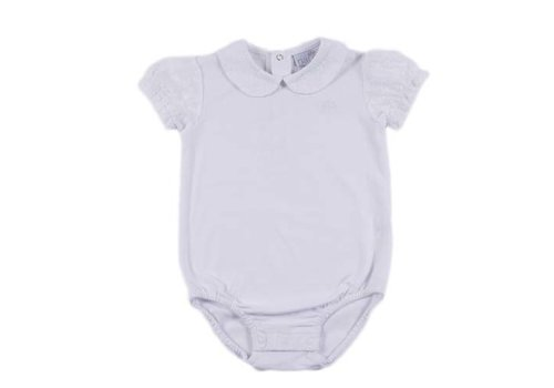 Natini Natini Body Shirt Diana Wit Broderie