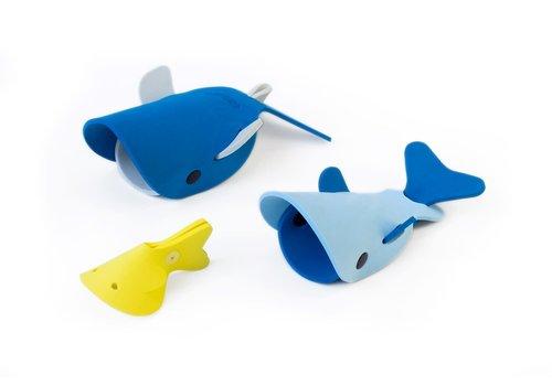 Quutopia Quutopia Bath Toys Deep Sea Whales