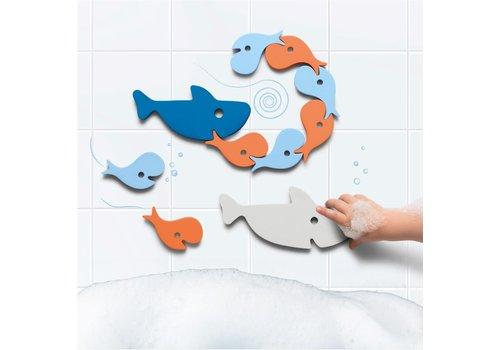 Quutopia Quutopia Badspeelgoed Shark Bad Puzzel