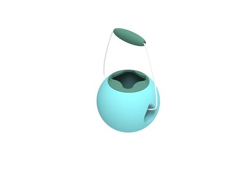 Quut Quut Mini Emmer Ballo Vintage Blue - Mineral Green