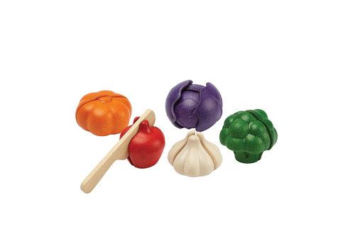 PlanToys PlanToys Veggie Set 5 Colors