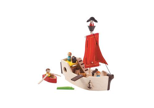 PlanToys PlanToys Pirate Ship