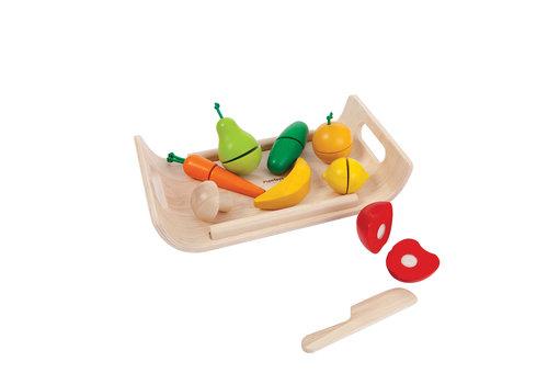 PlanToys PlanToys Fruit & Vegetable Set