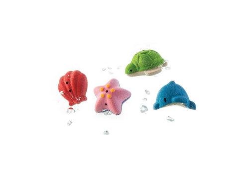 PlanToys PlanToys Sea Life Bath Set