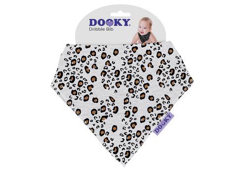 Dooky Dribble Bib Leopard