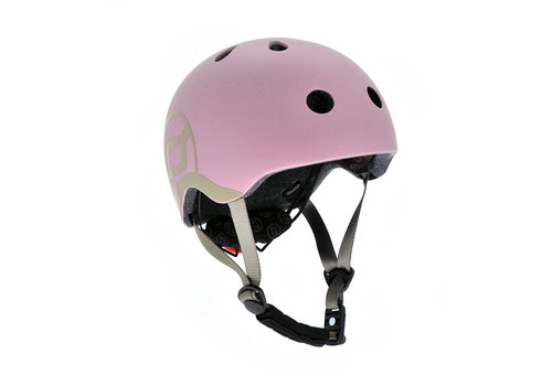 Scoot And Ride Scoot And Ride Helmet Rose