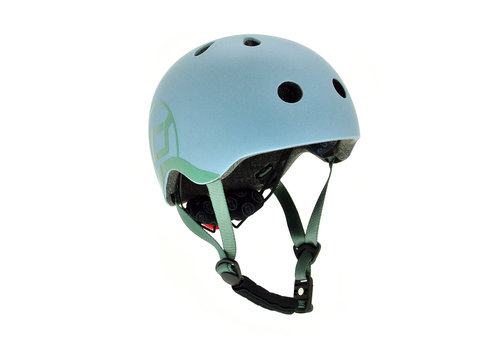 Scoot And Ride Scoot And Ride Helmet Steel