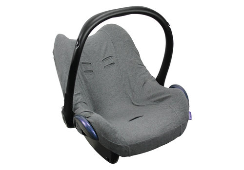 Dooky Cover Car Seat Group 0 Dark Grey