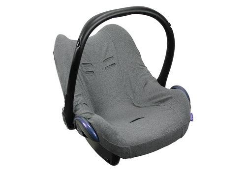 Dooky Hoes Autostoel Groep 0 Donkergrijs