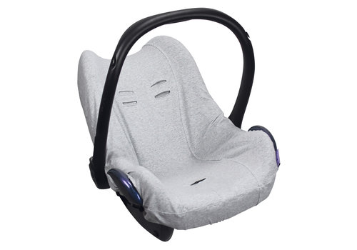 Dooky Cover Car Seat Group 0 Light Grey