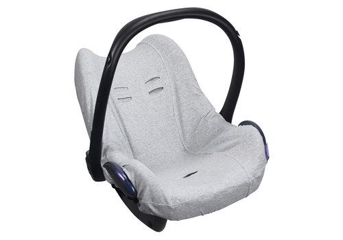 Dooky Hoes Autostoel Groep 0 Lichtgrijs