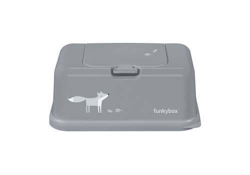 Funkybox Funkybox Baby Wipes Box Fox Mat