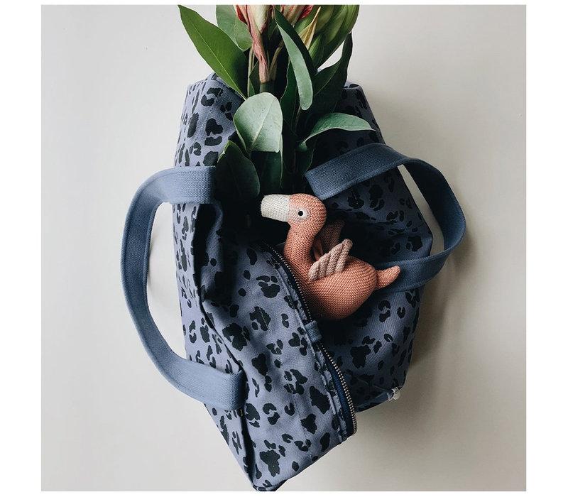 Liewood Verzorgingstas Mommy Bag Melvin Leo Blue Wave