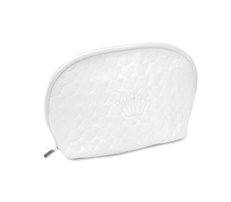 My First Collection Toilet Bag Diona Crystal White